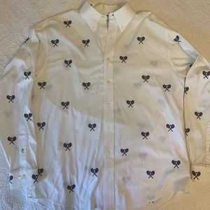 Brooks Brothers tennis button up